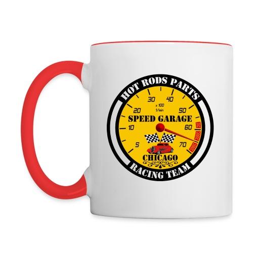 Hot Rods Parts - Contrasting Mug
