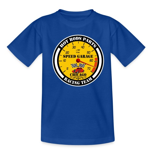 Hot Rods Parts - Kids' T-Shirt