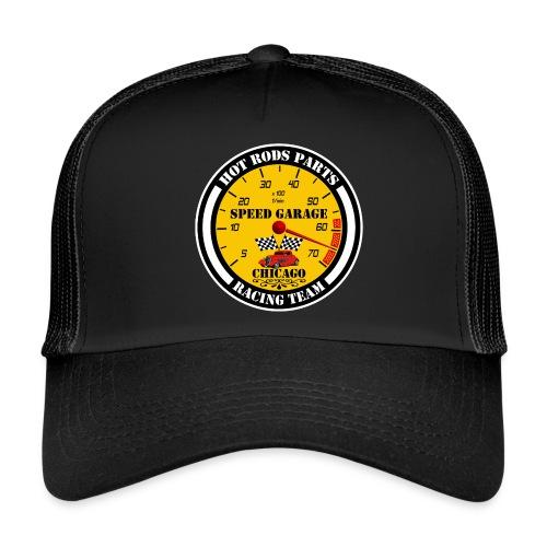 Hot Rods Parts - Trucker Cap