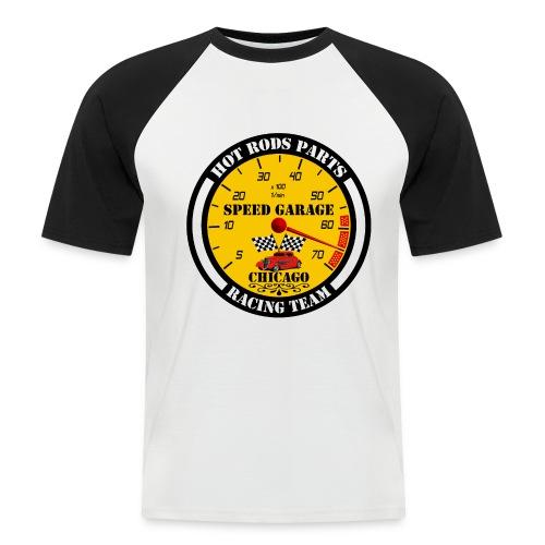Hot Rods Parts - Men's Baseball T-Shirt