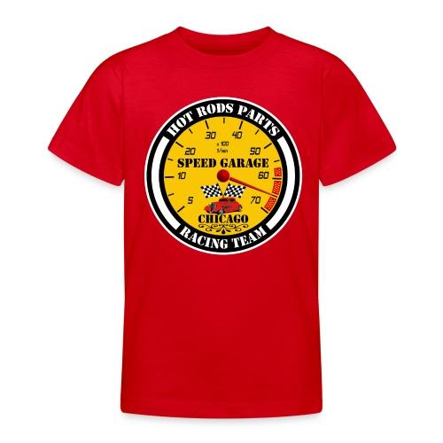 Hot Rods Parts - Teenage T-Shirt