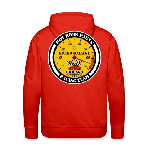 Hot Rods Parts - Men's Premium Hoodie