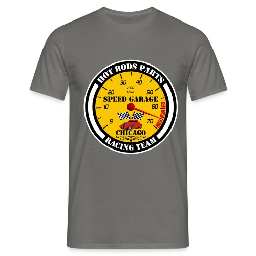 Hot Rods Parts - Men's T-Shirt