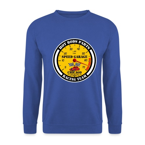 Hot Rods Parts - Men's Sweatshirt
