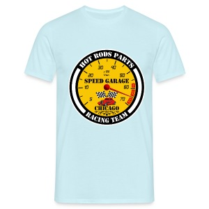 Hot Rods Parts - Men's T-Shirt