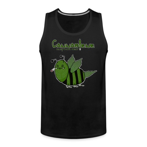 Cannabiene Top - Guys - Männer Premium Tank Top