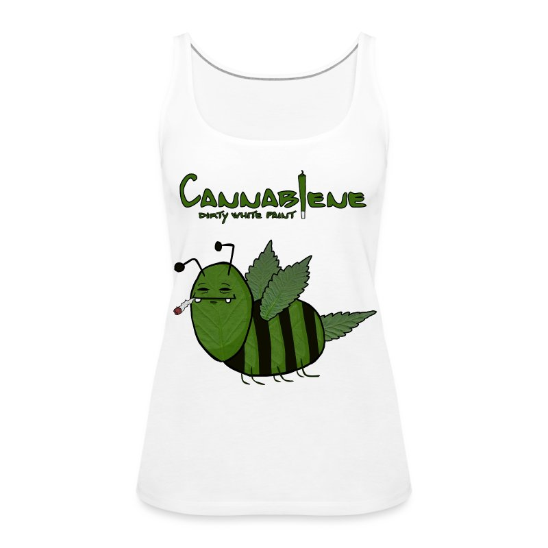 Cannabiene Top - Girls - Frauen Premium Tank Top