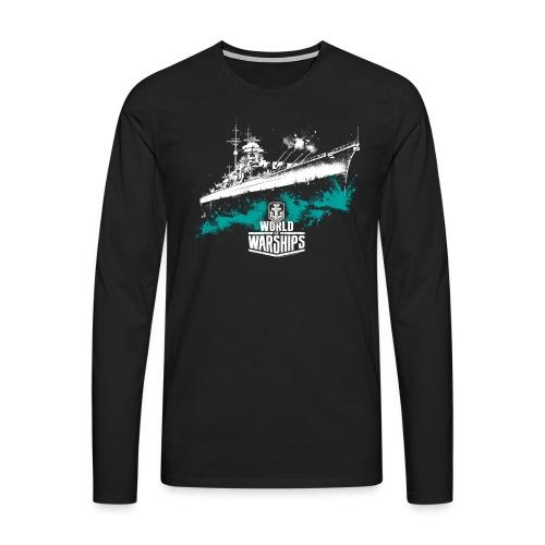 Ship Collection - Men's Longsleeve Shirt - Men's Premium Longsleeve Shirt
