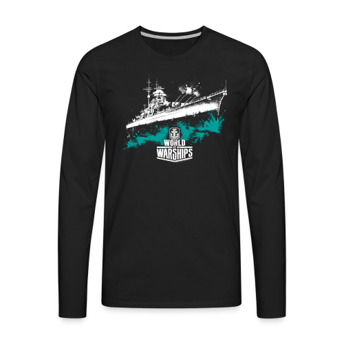 Ship Collection - Men's Longsleeve Shirt - Men's Premium Longsleeve Shirt