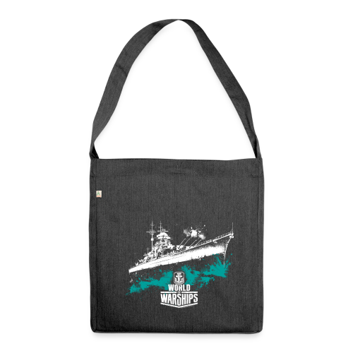 Ship Collection - Bag - Shoulder Bag made from recycled material