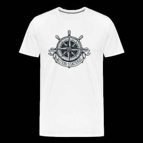 Wheel Collection - Men's Premium T-Shirt - Men's Premium T-Shirt