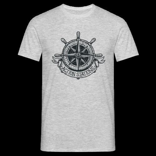 Wheel Collection - Men's T-Shirt - Men's T-Shirt