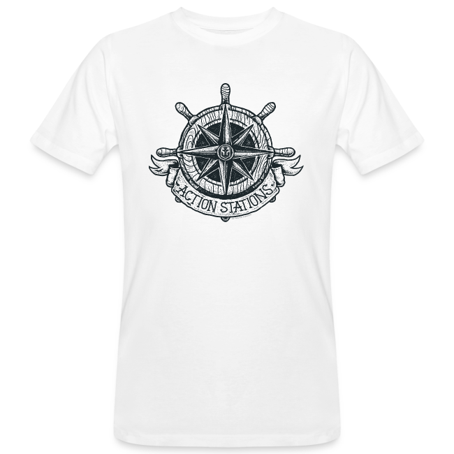 Wheel Collection - Men's T-Shirt