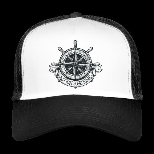 Wheel Collection - Cap - Trucker Cap