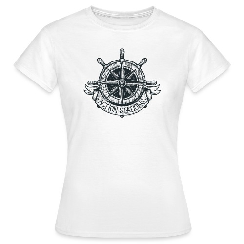 Wheel Collection - Women's T-Shirt - Women's T-Shirt