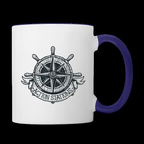 Wheel Collection - Mug - Contrasting Mug