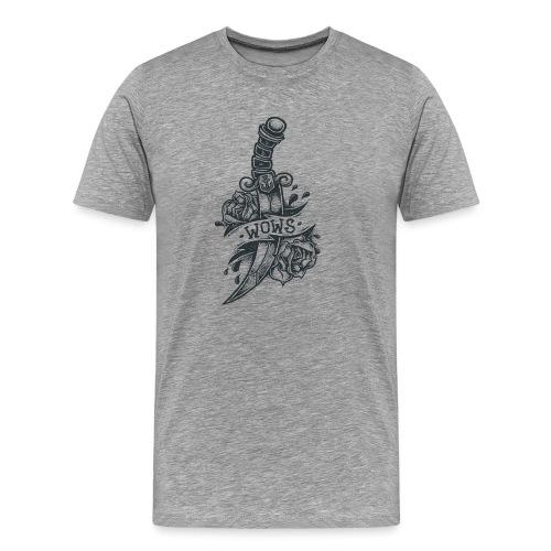 Knife Collection - Men's Premium T-Shirt - Men's Premium T-Shirt