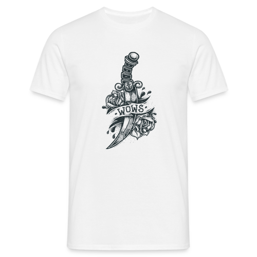 Knife Collection - Men's T-Shirt - Men's T-Shirt