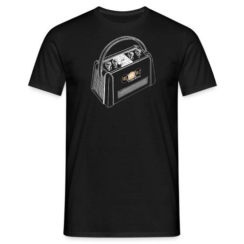 FRS-Shirt Campingradio 02 - Männer T-Shirt
