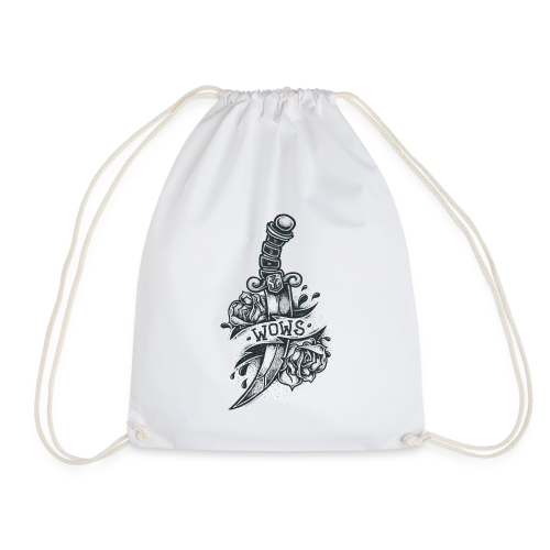 Knife Collection - Gym Bag - Drawstring Bag