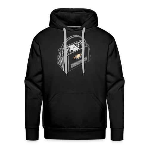 FRS Hoodie Campingradio 02 (Premium Hoodie Männer) - Männer Premium Hoodie