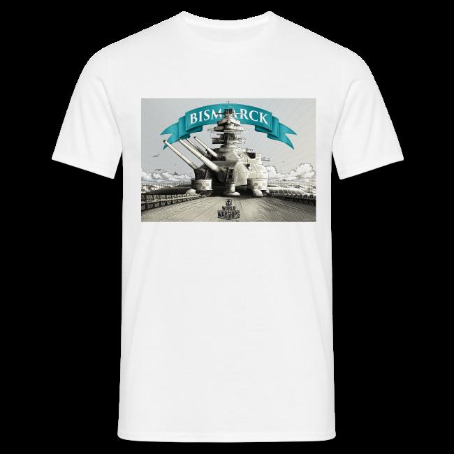 Bismarck Collection - Men's T-Shirt