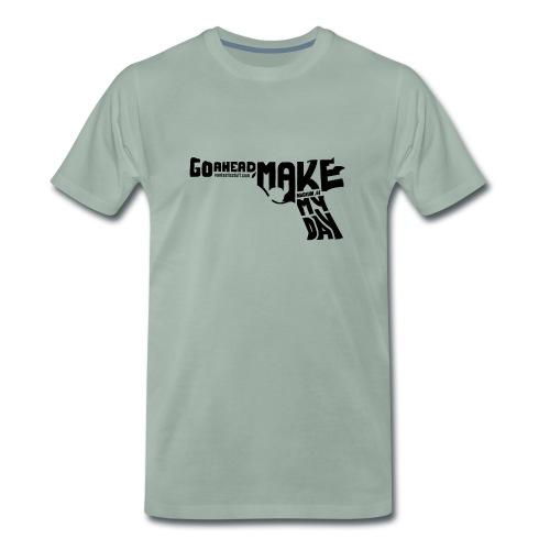 magnum 44 - dark text - Men's Premium T-Shirt
