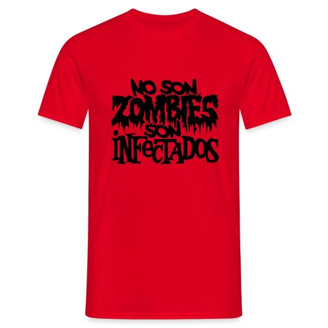 No son Zombies son Infectados