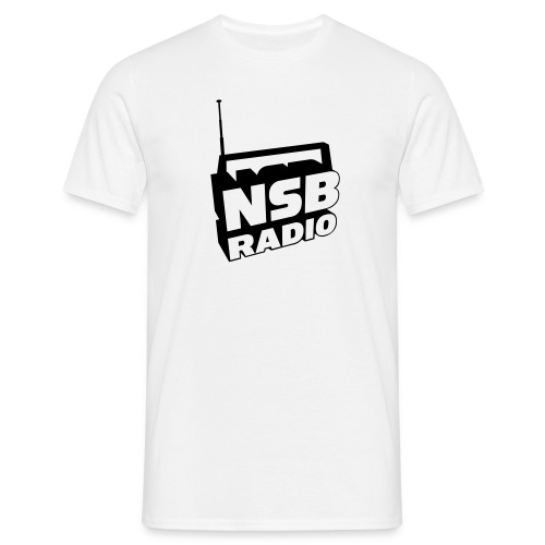 NSB Classic on White T - Men's T-Shirt