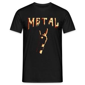 horns - T-shirt Homme