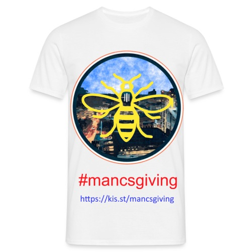 Mancsgiving - Men's T-Shirt