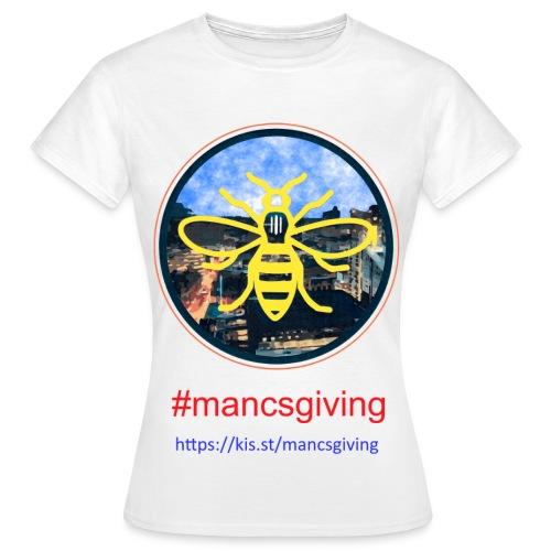 Mancsgiving - Women's T-Shirt