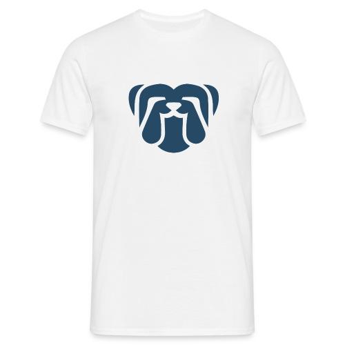 Bulldogge T-Shirt - Männer T-Shirt