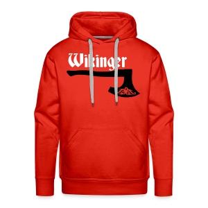 Wikinger Kapuzenpullover - Männer Premium Hoodie