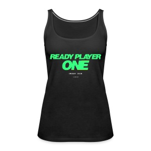 UP RPO 8 Bit - Women's Premium Tank Top
