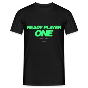 UP RPO 8 Bit - Men's T-Shirt