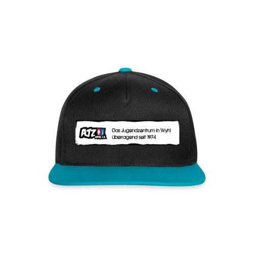 Cap2 - Kontrast Snapback Cap