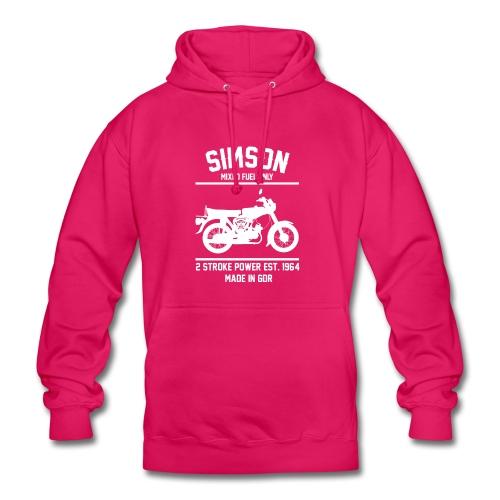 SIMSON Hoodie weißes Logo - Unisex Hoodie