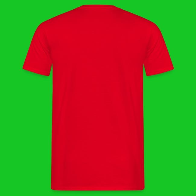 Kies mij ! heren t-shirt