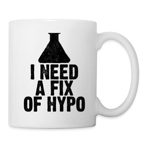 Hyposulfite - Mug blanc