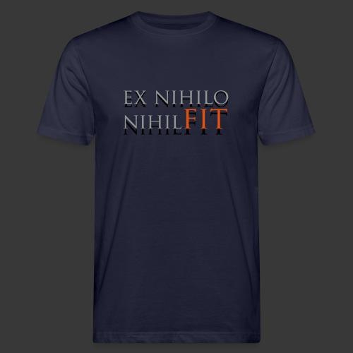 EX NIHILO NIHIL FIT - Men's Organic T-shirt