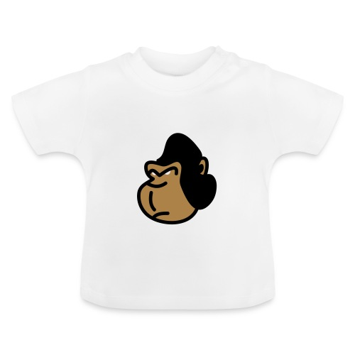 Baby Monkey Suit - Baby T-shirt