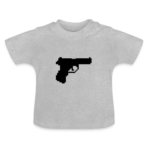 Kill All Pixels, baby! - Baby T-shirt