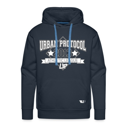 URBAN Protocol - Athletic League Hoodie N (Man) - Felpa con cappuccio premium da uomo
