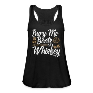 Bury Me Racer - Women's Tank Top by Bella