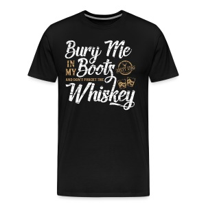 Bury Me Tee - Men's Premium T-Shirt