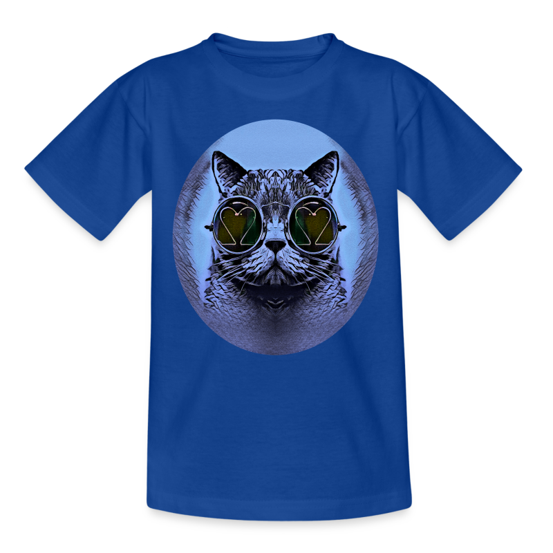 FUNNY CAT - KIDS - Kinder T-Shirt