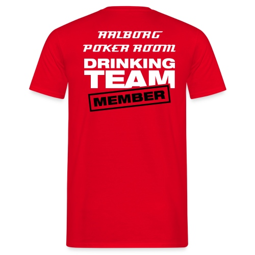 Drinking Team - Herre-T-shirt