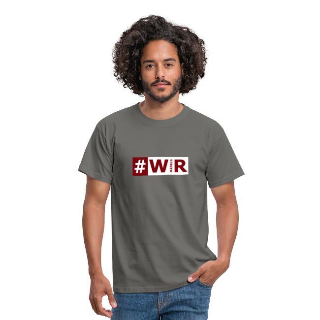 """Wir Mädels"" (Männer T-Shirt)"