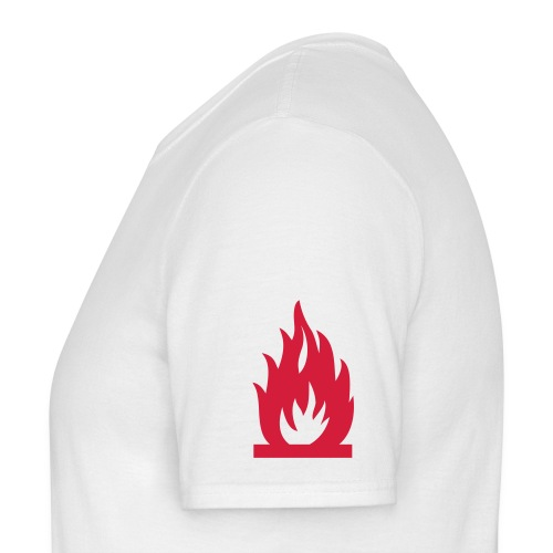 Feuer - Männer T-Shirt